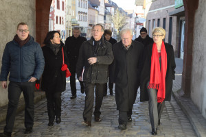 Unterwegs in Karlstadt