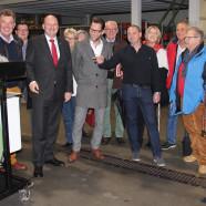 Hochinteressant war für die SPD-Kreistagsfraktion der Besuch der Fa. Excelsius in Lohr.