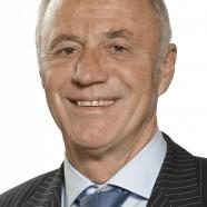 Franz Wolf, Fraktionsvorsitzender der SPD Main-Spessart im Kreistag