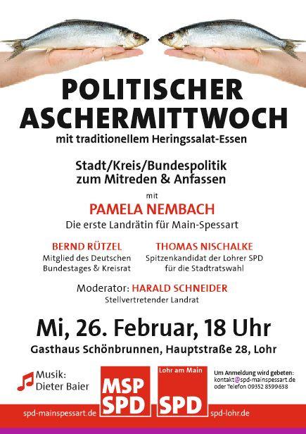 2020-02 Aschermittwoch
